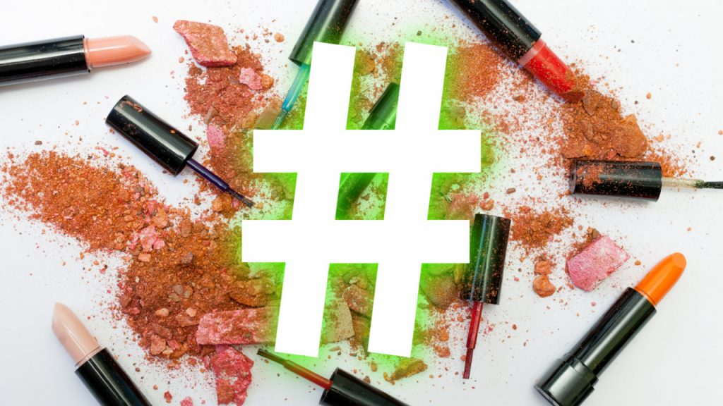 How to find the best beauty hashtags