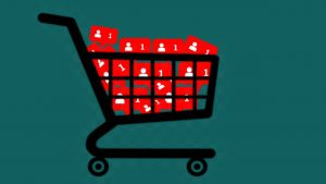 Buying instagram followers in a shopping cart