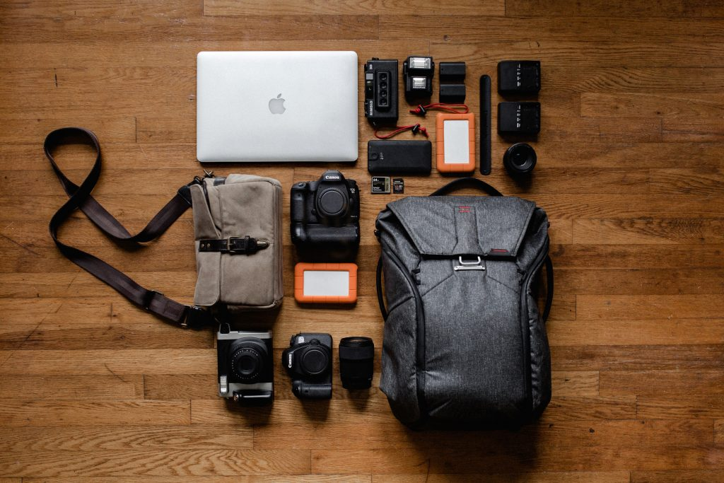 What to bring when you travel