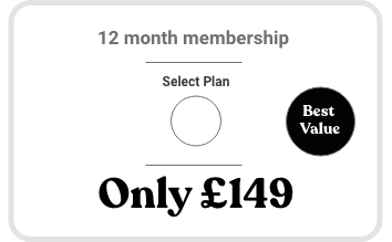 12 month gift membership