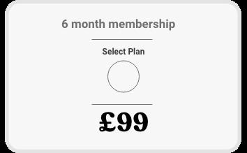 6 month gift membership