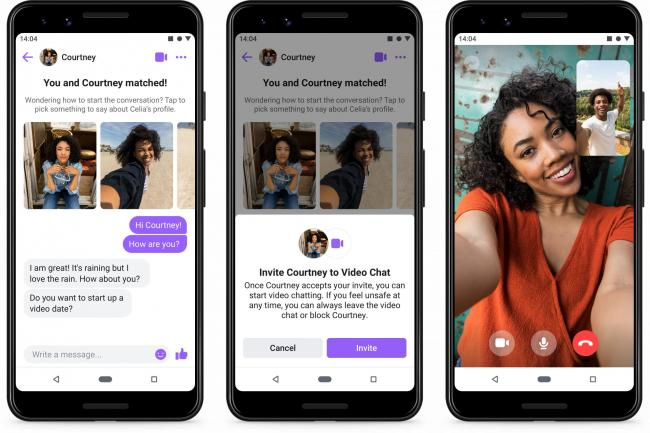 Facebook Dating profile and video chats launch in the UK