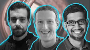 Google, Facebook and Twitter CEO's summoned by US Senate