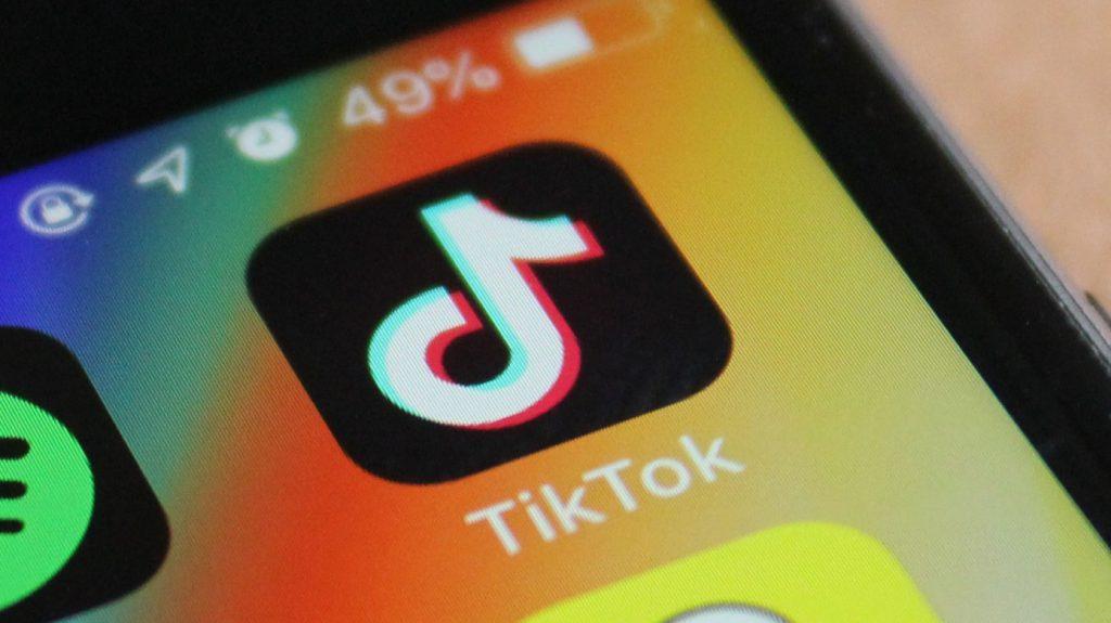 TikTok ios icon