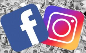 facebook and instagram money