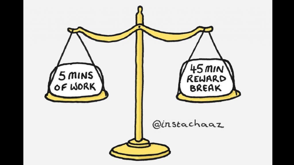 InstaChaaz work life balance